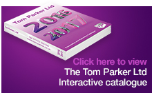 Tom Parker interactive catalogue