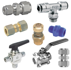 Hosetails, Adators & Compression Fittings