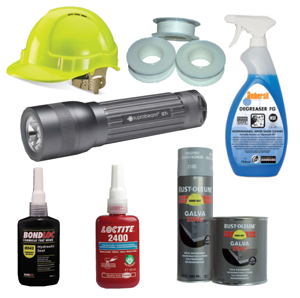 Adhesives & Accessories - MRO