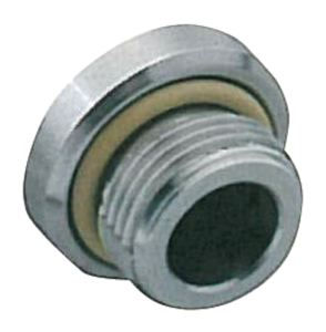 PLUG WITH HEXAGON EMBEDDED