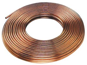 SOFT COPPER TUBE - LIGHT WALL