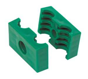 DOUBLE POLYPROPYLENE JAWS