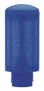 SILENCER acetalic resin, plastic soundproofing