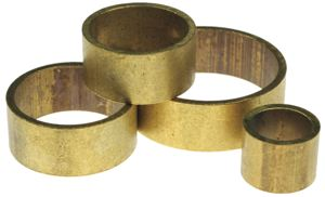 BRASS COMPRESSION RINGS