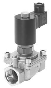 VZWF FORCE PILOT OPERATED SOLENOID VALVE