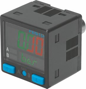 SPAB PRESSURE SENSORS WITH DISPLAY