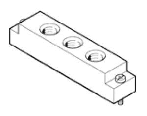 VABF SERIES SUPPLY PLATE