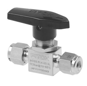 COMPRESSION BALL VALVES