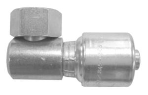 90º SWIVEL BLOCK ELBOW