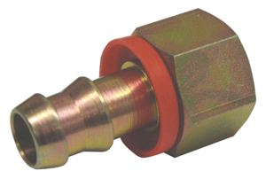 STRAIGHT SWIVEL - 60º CONE