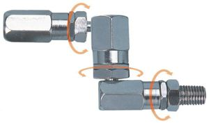 HIGH PRESSURE Z SWIVEL