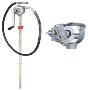 ROTARY BOOSTER PUMP