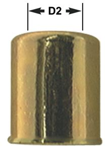 BRASS FERRULES FOR AIR