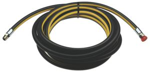 H-GP - RUBBER ALLOY HOSE (PRE-ASSEMBLED)