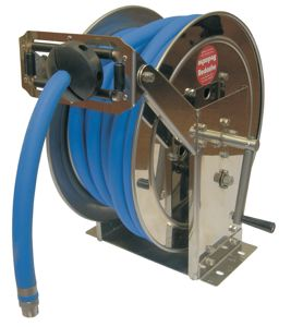 REEL WITH HOSE - FOR DIESEL