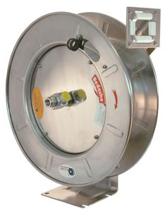 STAINLESS STEEL REEL WITHOUT HOSE