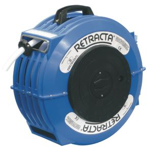 BLUE REEL - COMPLETE WITH HOSE
