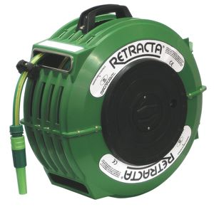 GREEN REEL - COMPLETE WITH HOSE