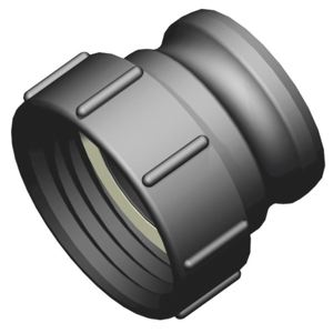 CAMLOCK MALE ADAPTOR X FEMALE THREAD