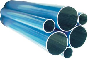 JOHN GUEST POWDER COATED ALUMINIUM PIPE