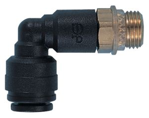 SWIVEL ELBOW  c/w INTEGRAL SEAL