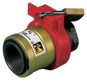 V-35 SAFETY LOCK-OUT VALVES