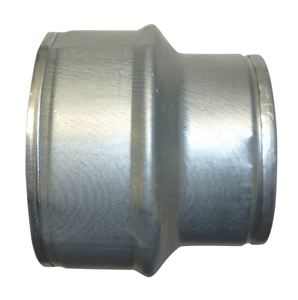 HOSE REDUCER - GALVANISED STEEL - FOR FLAMEX BF DUCTING