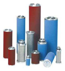 ZANDER REPLACEMENT FILTER ELEMENTS - FILTER GRADE V