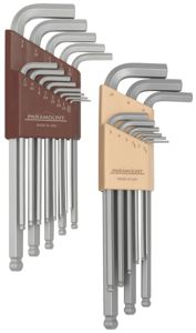 BALL END HEX KEY SETS