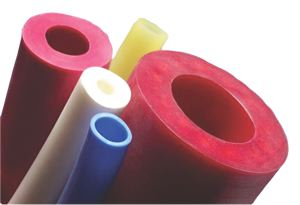 UNREINFORCED COLOURED SILICONE TUBE - PSIL