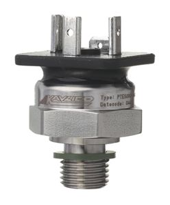 "G1/4"" A DIN 3852 PRESSURE CONNECTION - 0 - 10 V DC OUTPUT"
