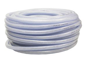 PVK CRYSTAL CLEAR REINFORCED PVC HOSE