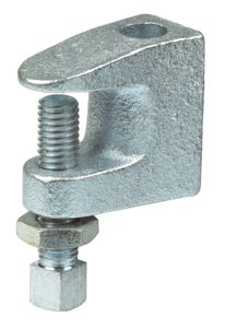 GIRDER CLAMP - BRIGHT ZINC PLATED