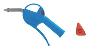 SAFETY BLOW GUN WITH PLASTIC NOZZLE