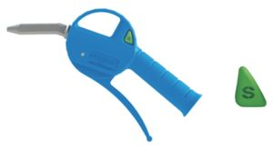 STANDARD LOW PRESSURE BLOW GUN WITH PLASTIC NOZZLE