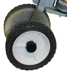 PAIR OF WHEELS FOR LINE MARKER