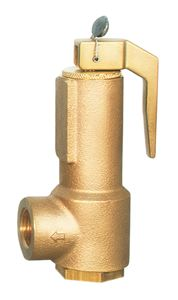 LGS BRONZE SAFETY VALVES