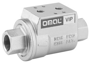 VIP VALVE - BUNA SEALS, SPRING RETURN, NC