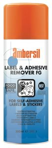 LABEL & ADHESIVE REMOVER FG