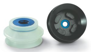 SILICONE - TYPE 3 BELLOWS WITH SUPPORT