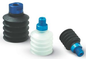 SILICONE - TYPE 1 BELLOWS WITH SUPPORT