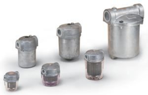 INLINE SUCTION FILTERS