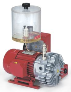 VACUUM PUMPS - OIL LOSS LUBRICATION