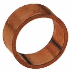 COPPER COMPRESSION RING