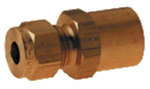 PRESSURE GAUGE CONNECTOR