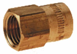 NUT FOR PVC COVERED COPPER TUBE