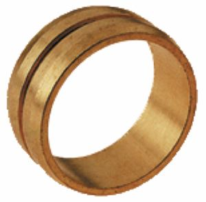 BRASS COMPRESSION RING TYPE A