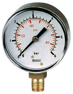 STEEL CASE, DRY GAUGES