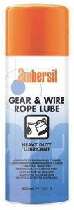 GEAR & WIRE ROPE LUBRICANT