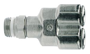 FIXED 'Y' CONNECTOR